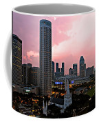 Dawn Over Singapore Coffee Mug