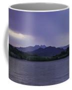 Dawn With Rain Coffee Mug