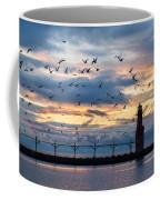 Dawn's Early Flight Coffee Mug