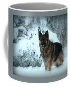 Dawn's First Light Coffee Mug by Sue Long