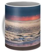 Dawns Red Sky Reflected Coffee Mug