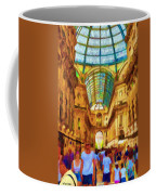 Day At The Galleria Coffee Mug