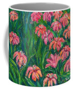 Day Lily Rush Coffee Mug