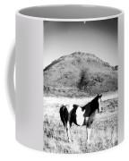 Day Moon And Paint Coffee Mug