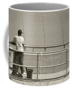 Day Of Fishing Coffee Mug