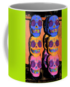 Day Of The Dead Ink Coffee Mug