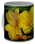 Day Of The Lilies  Coffee Mug