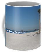 Day On The Beach Coffee Mug
