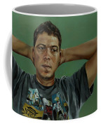 Day Portrait Of A Young Man Coffee Mug