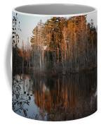 Daybreak At The Pond Coffee Mug