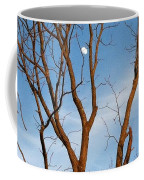 Daylight Moon Coffee Mug
