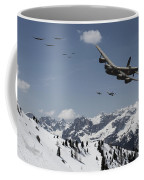 Daylight Raid Coffee Mug