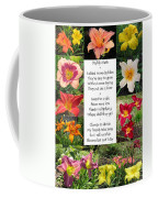 Daylily Math Coffee Mug