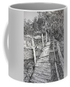Days Gone By Coffee Mug by Janet Felts