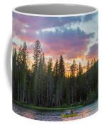 Day's Last Light Coffee Mug