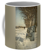 Days Of Cold Chills Coffee Mug