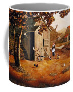 Days Of Discovery Coffee Mug