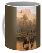 Days Of Long Ago Coffee Mug