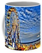 Daytona Ferris Wheel Coffee Mug