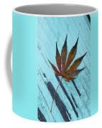 Dazzling Japanese Maple Leaf Coffee Mug