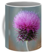 Dazzling Thistle Beauty Coffee Mug