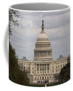 Dc Capitol Building Coffee Mug