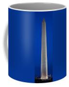 Dc - The Washington Monument At Dusk Coffee Mug