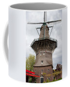 De Gooyer Windmill In Amsterdam Coffee Mug