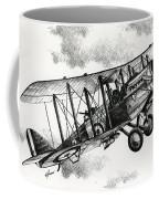 De Havilland Airco Dh.4 Coffee Mug