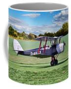 De Havilland Tiger Moth Coffee Mug