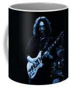 Dead #4 Blue Coffee Mug