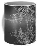 Dead Arch Black And White Coffee Mug