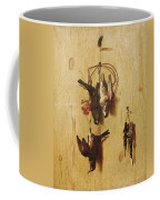 Dead Birds Oil On Canvas Coffee Mug