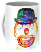 Dead Clown Coffee Mug