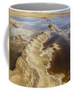 Dead Sea Landscape Coffee Mug
