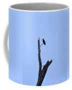 Dead Tree Crow Coffee Mug