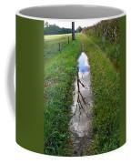 Dead Treeflection Coffee Mug
