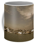 Deal Island Fishing Boats Coffee Mug