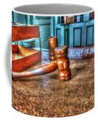 Dealing Justice Coffee Mug