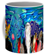 Dean Abstract Coffee Mug