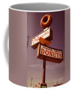 Deangelis Donuts Coffee Mug by Jim Zahniser