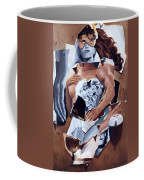 Death Due Us Parts Coffee Mug