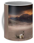 Death In The Desert Coffee Mug
