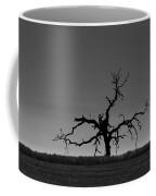 Death Of A Tree Coffee Mug