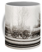 Death Valley Borax Mule Team Coffee Mug