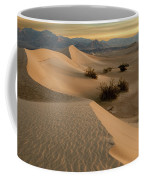Death Valley Mesquite Flat Sand Dunes Img 0177 Coffee Mug