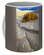 Death Valley Mudflat Coffee Mug