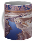 Death Valley Salt Stream 1-h Coffee Mug