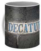 Decatur Coffee Mug