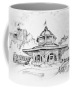 Decatur Transfer House Coffee Mug by Scott and Dixie Wiley